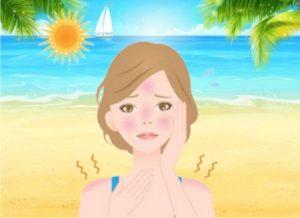 Cómo eliminar quemaduras del sol