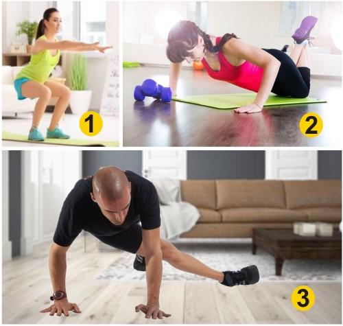 Bajar barriga rápido con ejercicios